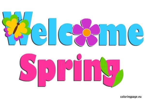 spring clip art free clipart
