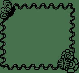 border clipart flower square borders horizontal clipartpanda clip frames terms