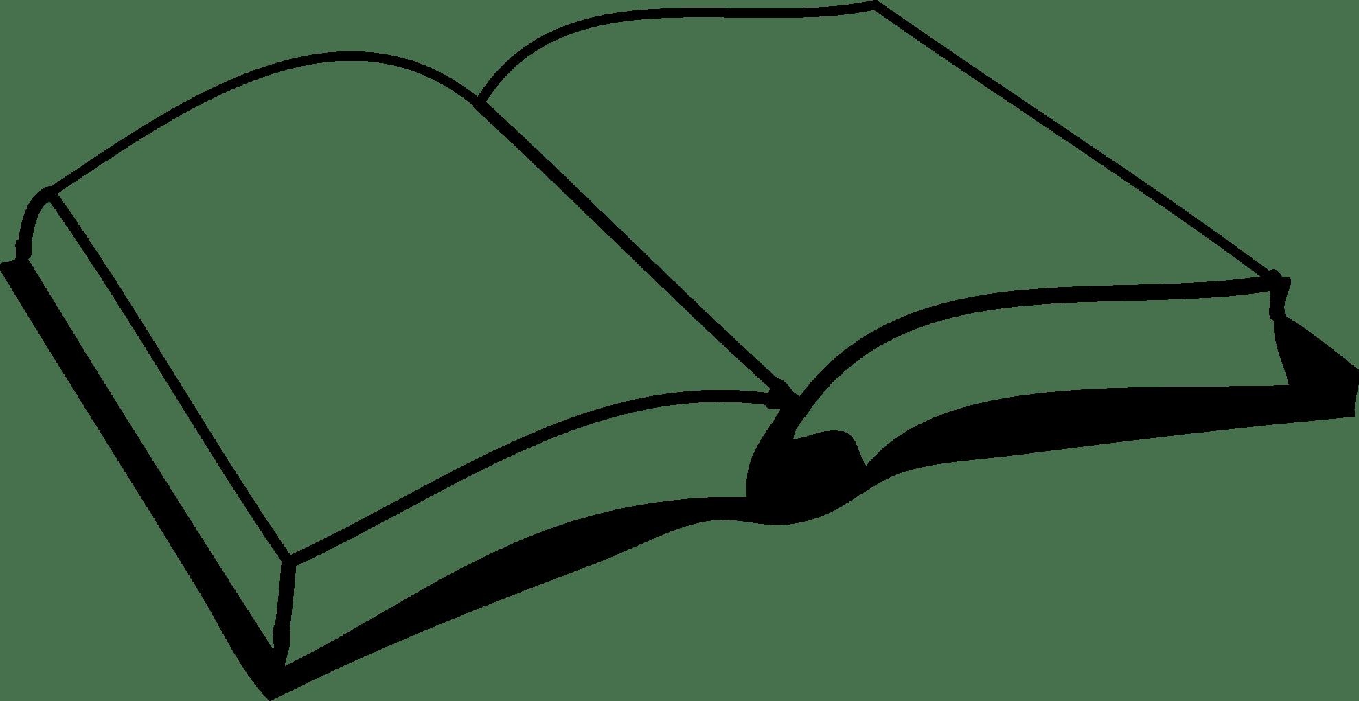 Stack Of Books Clip Art Black And White