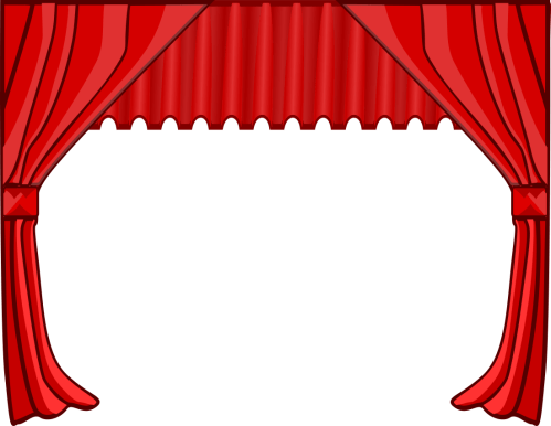 small resolution of stage clipart