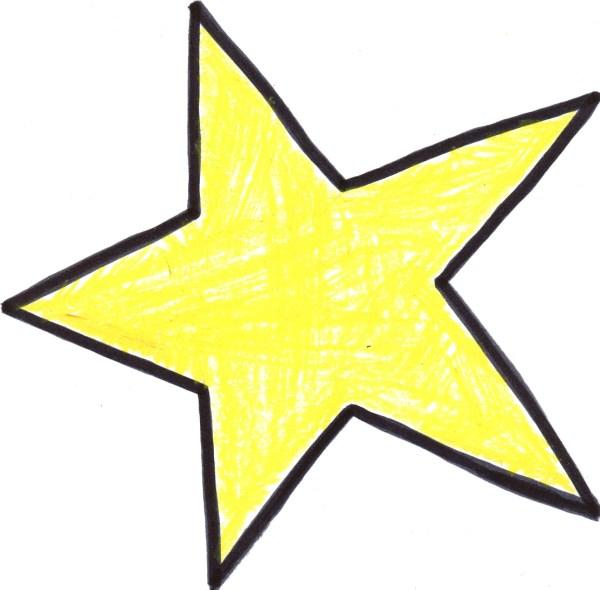 star clip art free clipart
