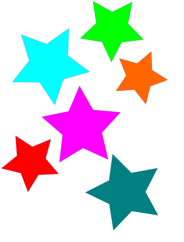 star clip art free printable