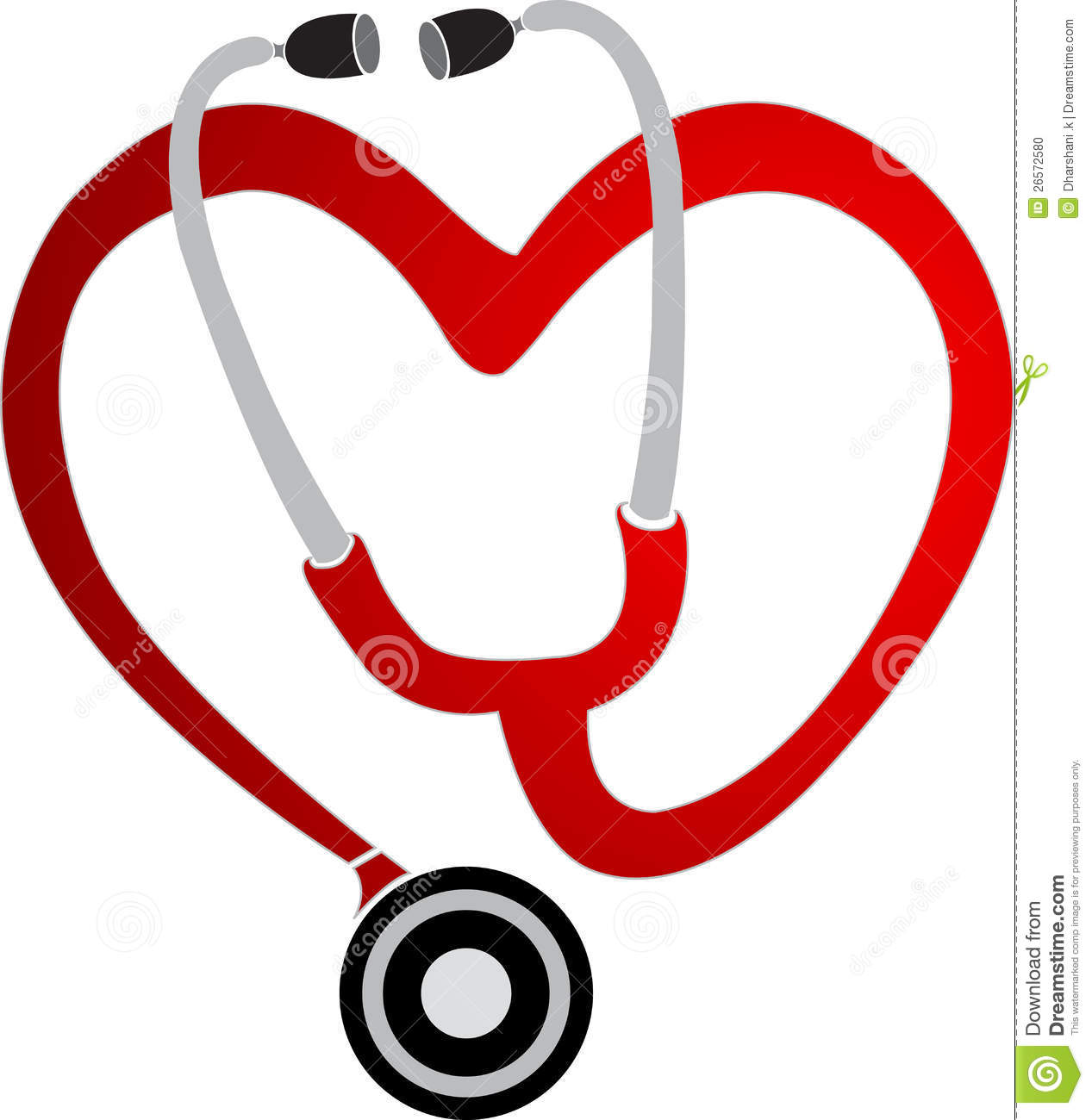 hight resolution of stethoscope clipart