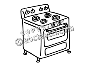 Antique Electric Stove Kitchen, Antique, Free Engine Image