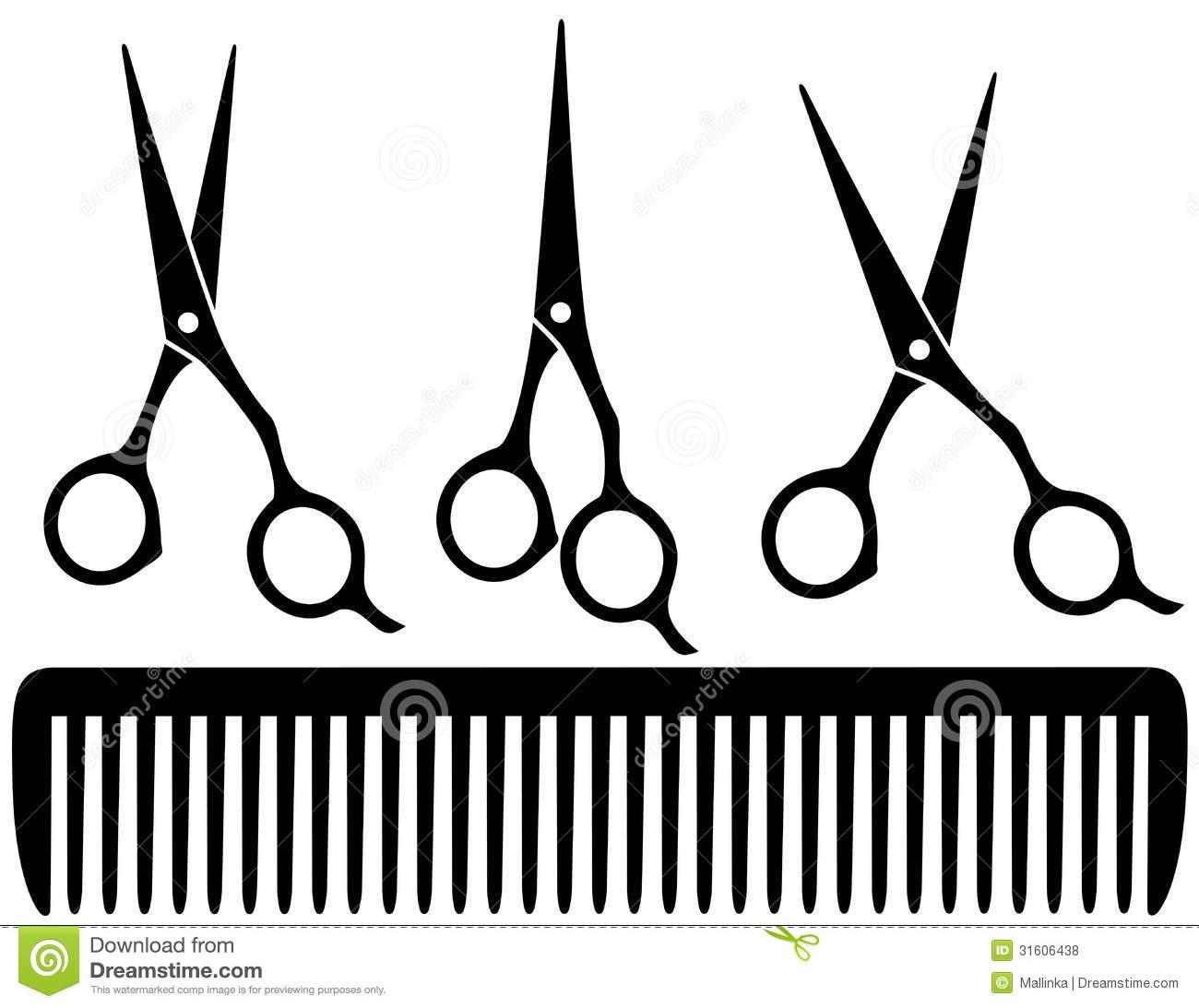 Hair Salon Clip Art Free Clipart Panda