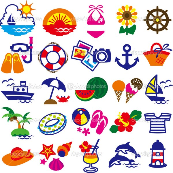 summer clip art with quotes clipart