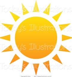 sun clip art [ 1024 x 1044 Pixel ]