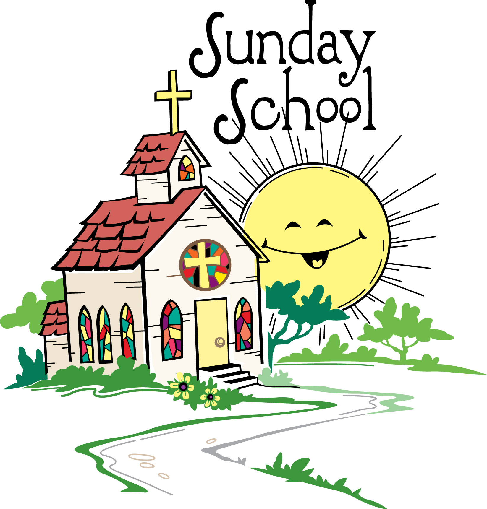 Sunday School Clip Art Clipart Panda