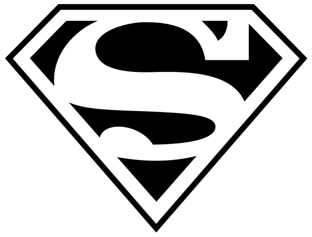 Superman Logo Clip Art Clipart Panda