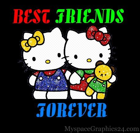 cute best friends forever