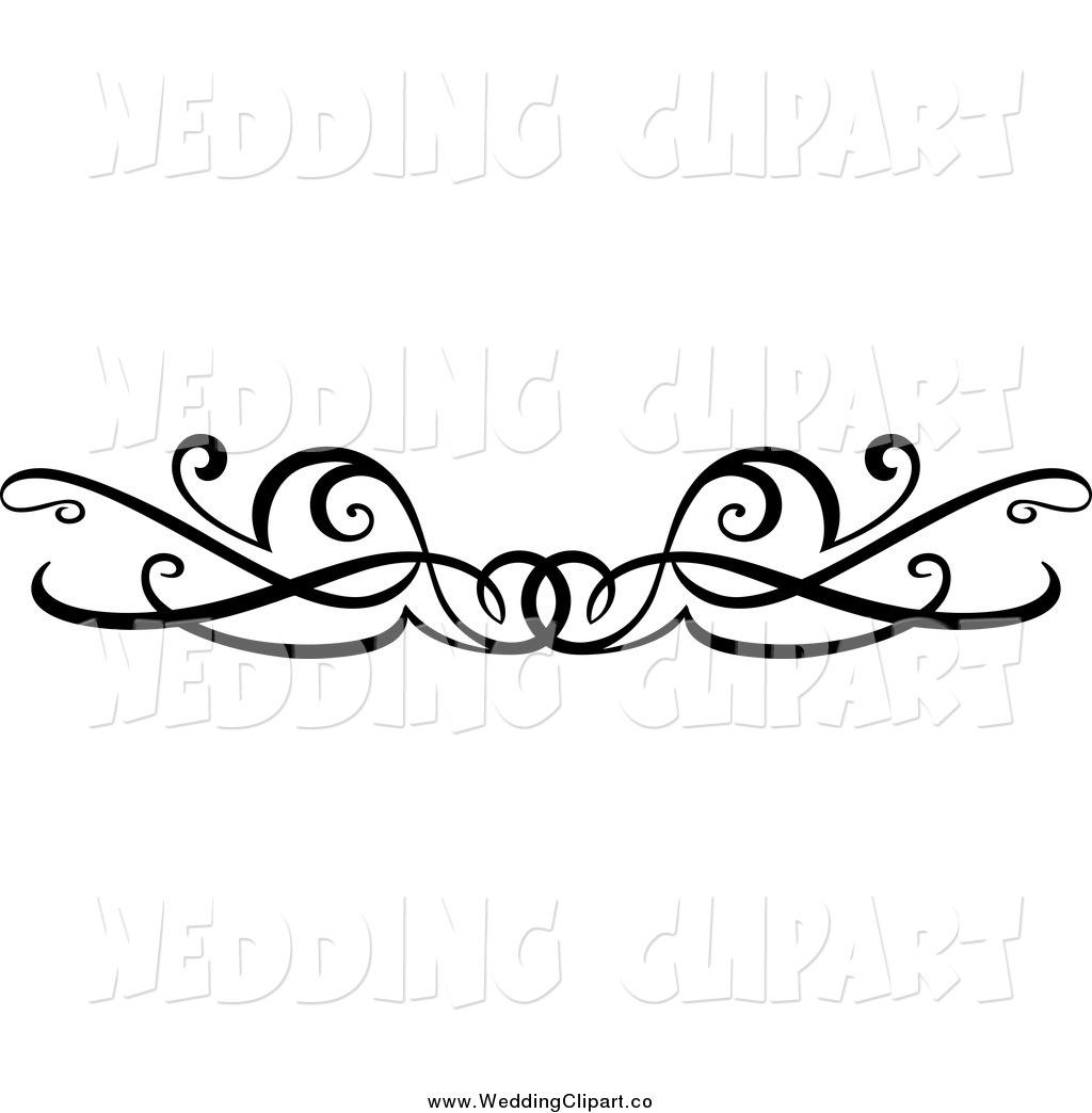 hight resolution of swirl border clipart