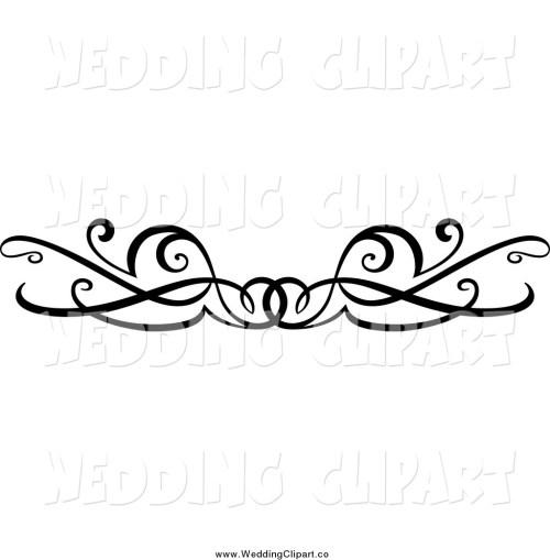 small resolution of swirl border clipart