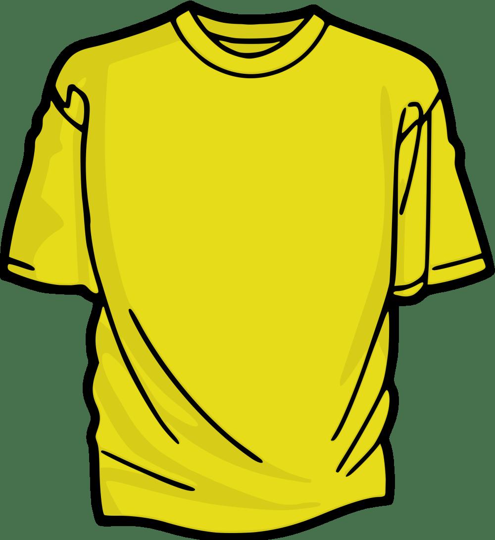 medium resolution of t shirt clipart