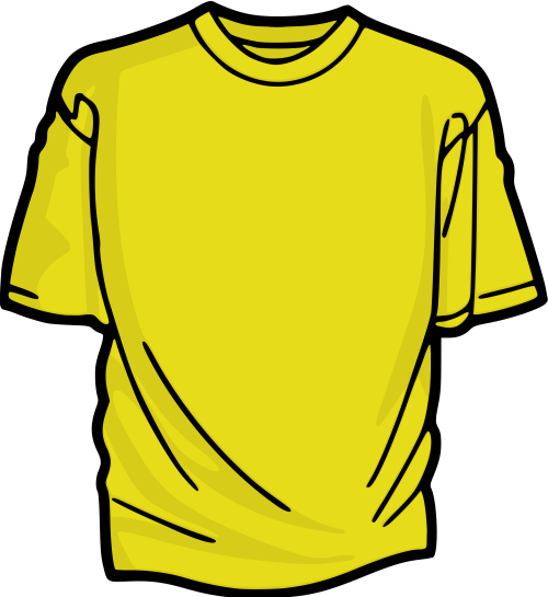 small resolution of t shirt clipart