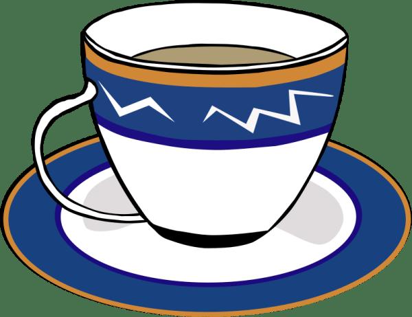 fancy teacup clip art clipart