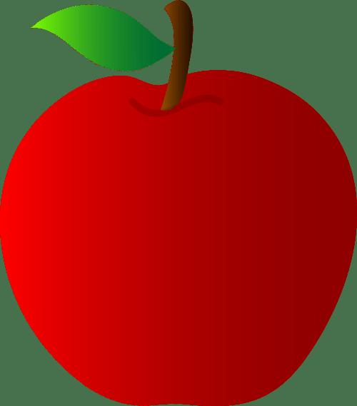 small resolution of teacher apple clipart