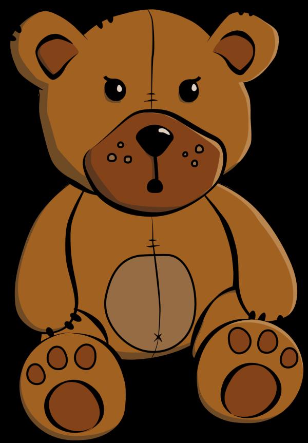 teddy bear clipart panda