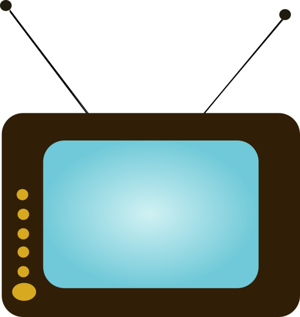 Television Clip Art Clipart Panda - Free