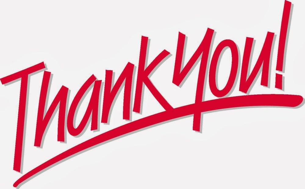 medium resolution of thank you very much
