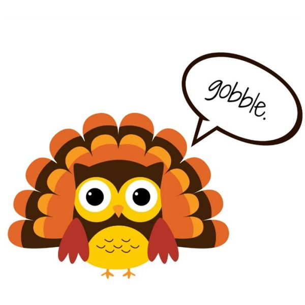 thanksgiving clip art facebook