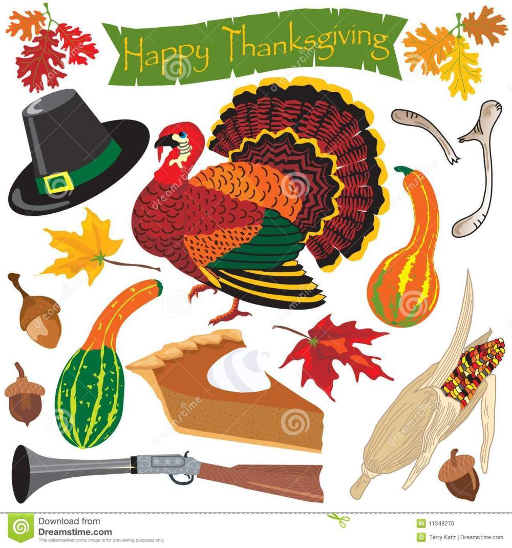 medium resolution of thanksgiving clipart