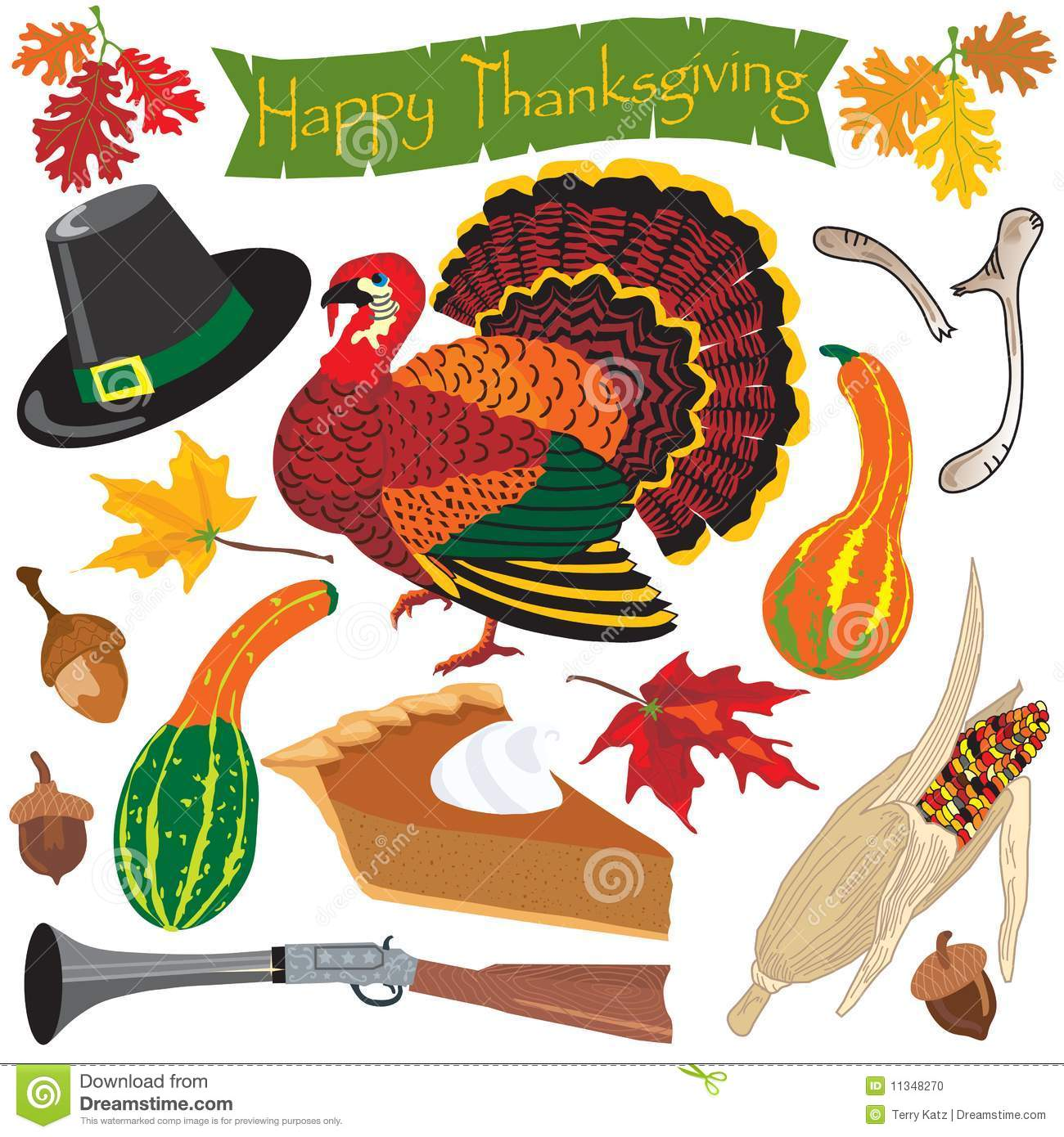 hight resolution of thanksgiving clipart