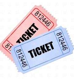 ticket clipart [ 1200 x 1200 Pixel ]