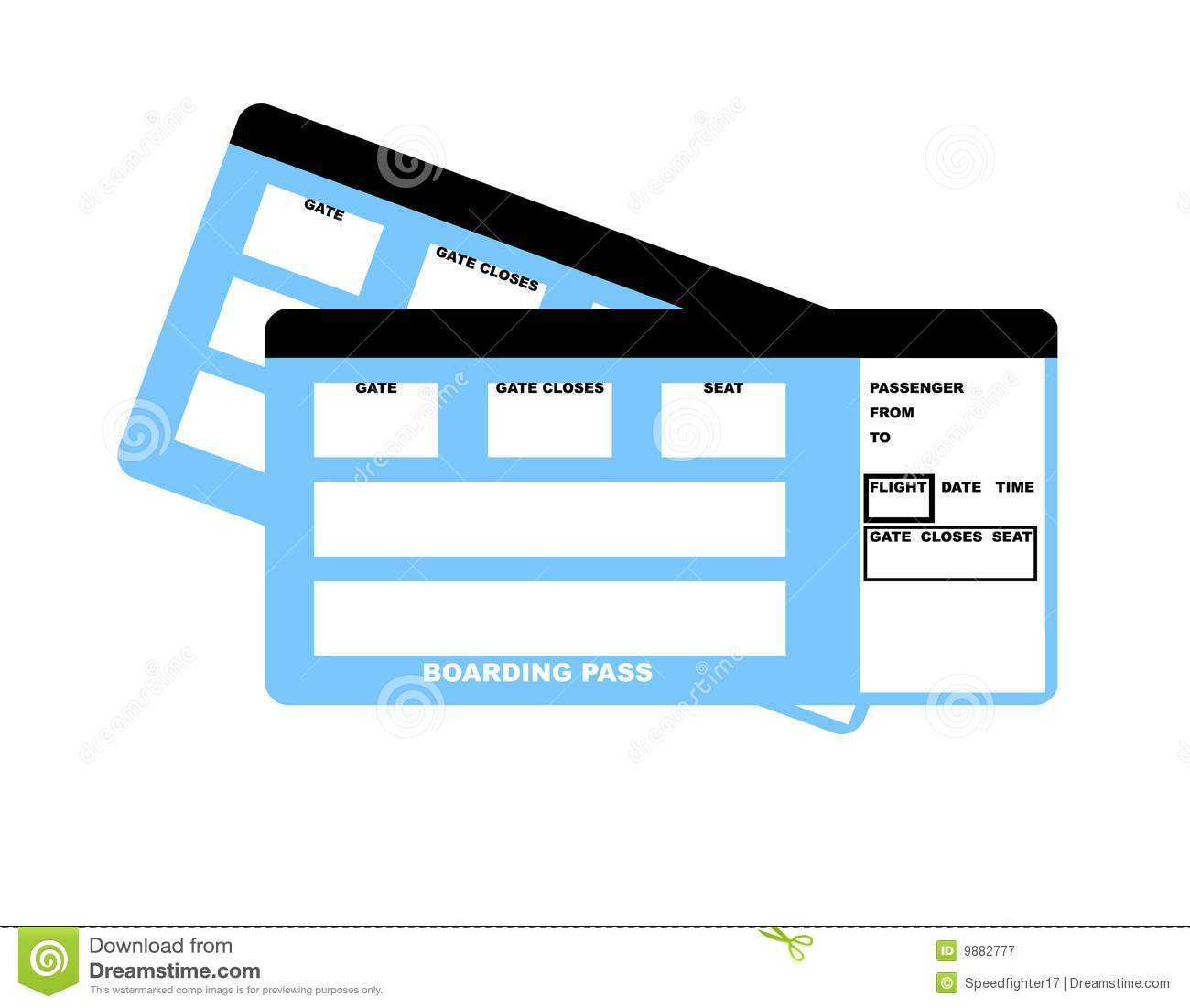 hight resolution of ticket clipart