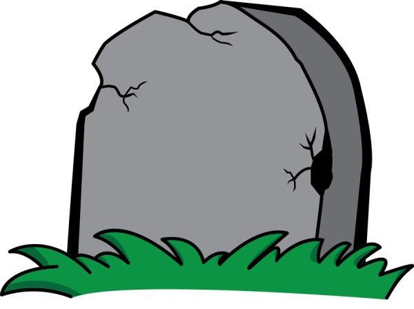 gravestone clipart panda