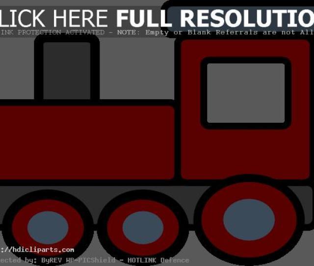 Train Car Clipart
