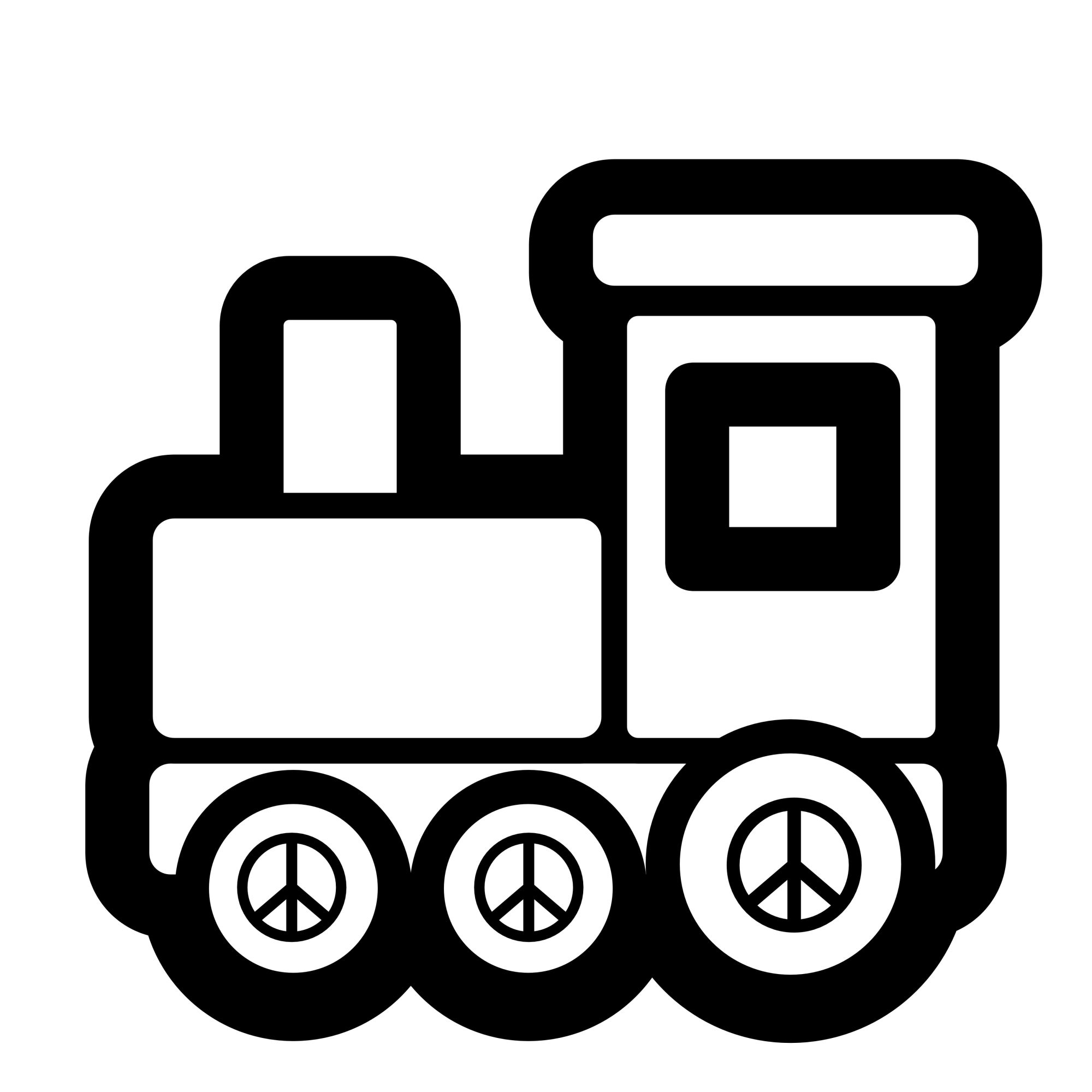 hight resolution of train clipart black and white