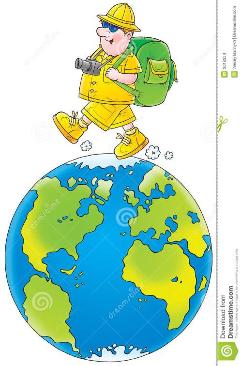 small resolution of traveler clipart