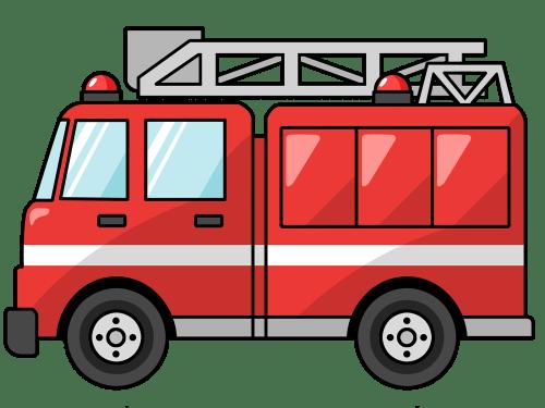 small resolution of firefighter clipart truck clip art