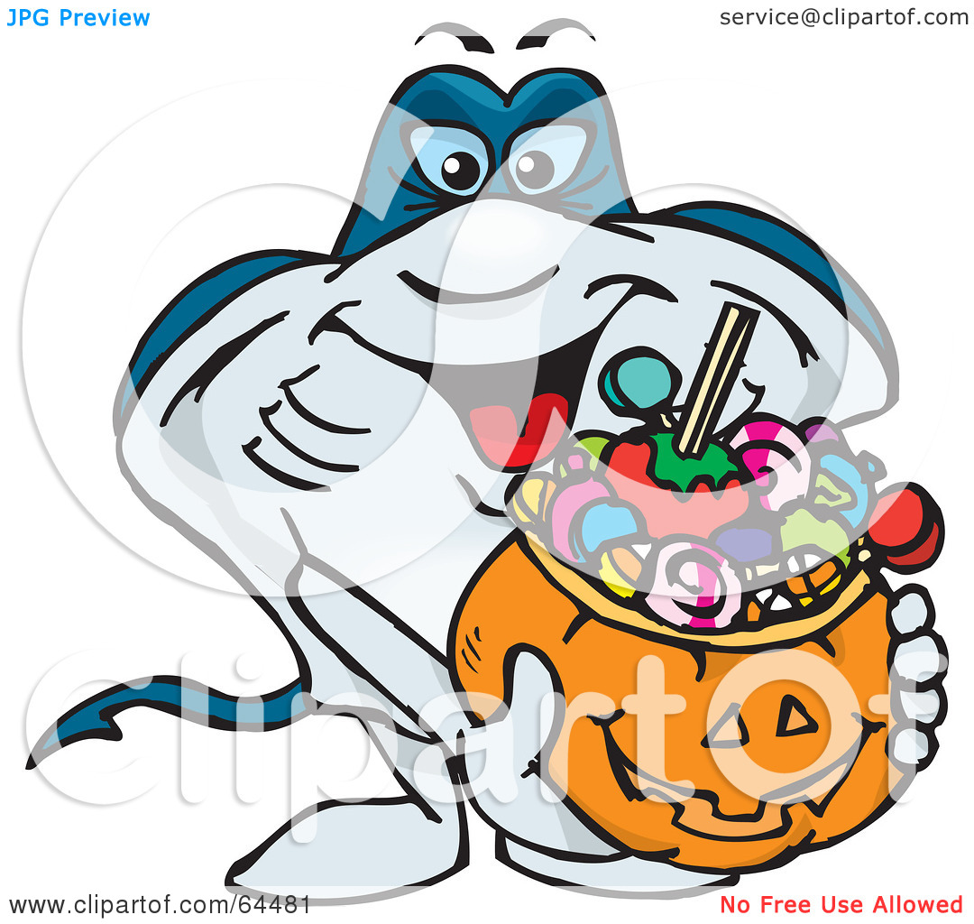 hight resolution of trunk or treat candy clipart
