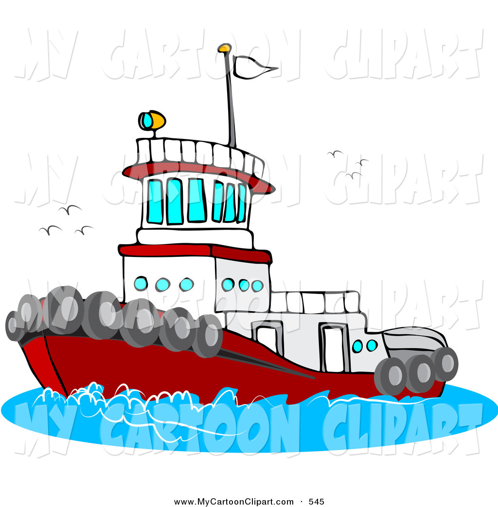 hight resolution of tug clipart