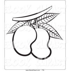 mango clip clipart vector tree twig outline mangoes clipartpanda branch coloring branches simple presentations websites reports powerpoint projects these terms