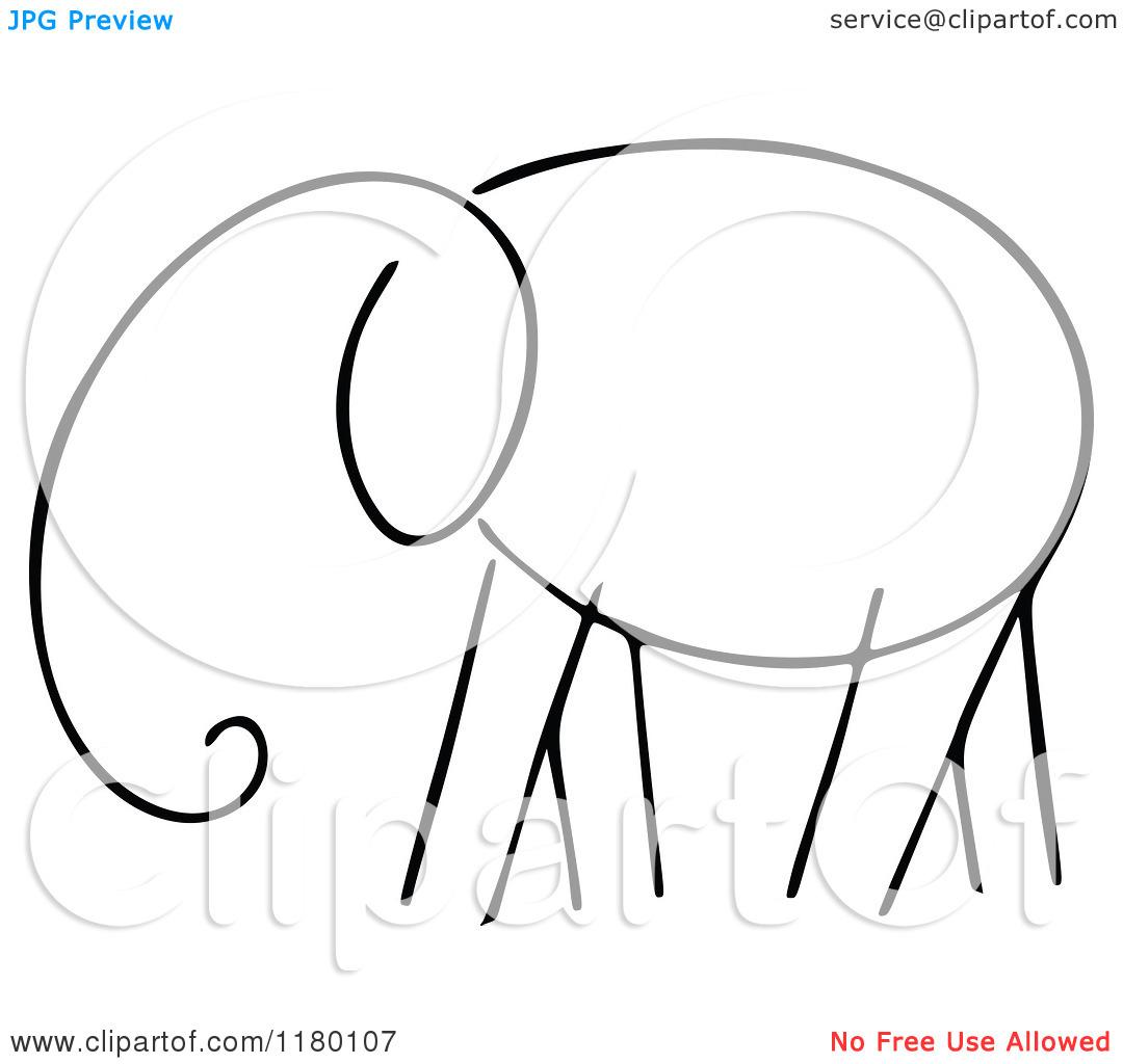 Vintage Circus Elephant Clipart Clipart Panda