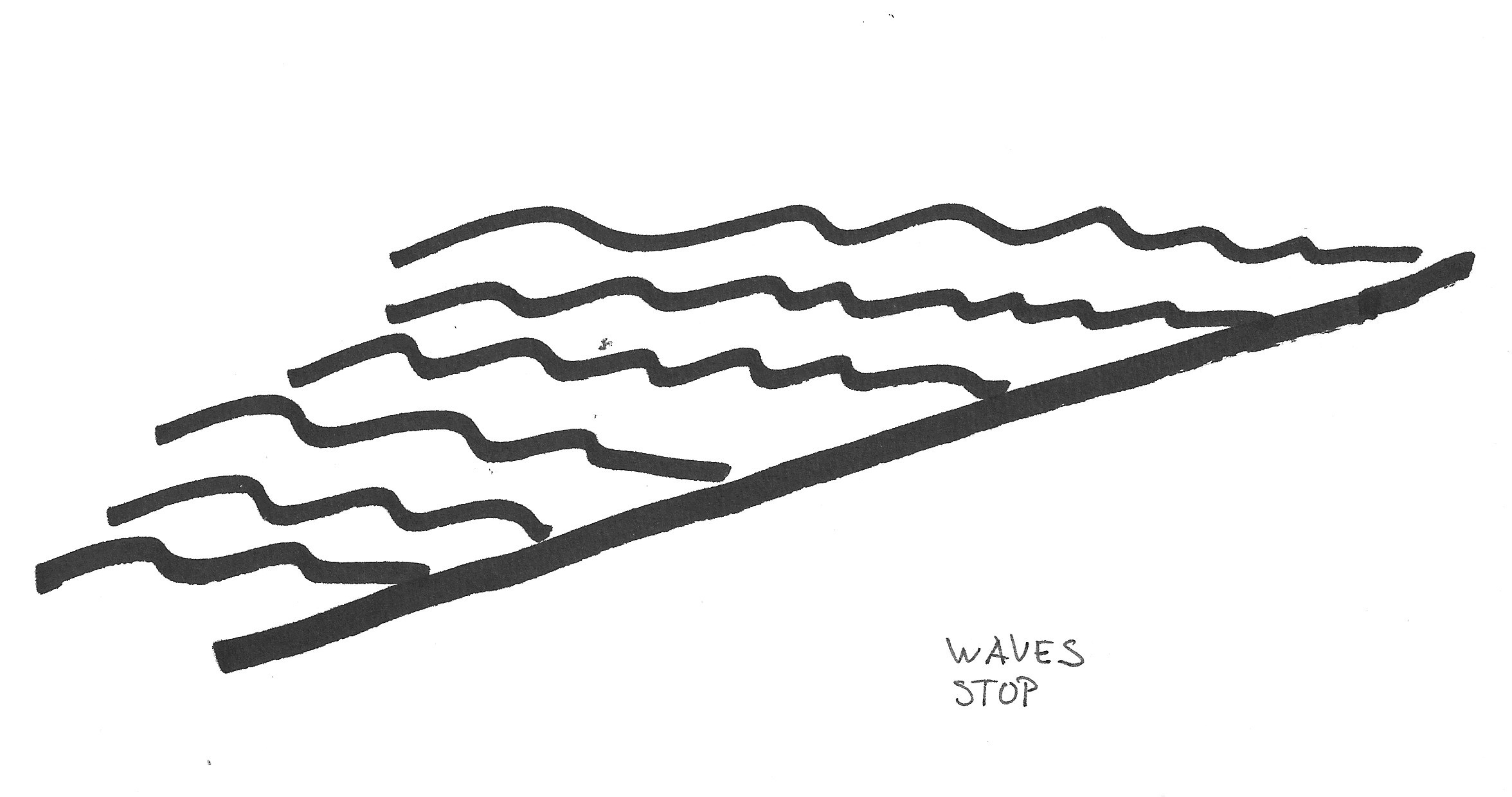 Water Waves Clipart Black And White Clipart Panda