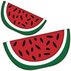 watermelon clip clipart watermelons summer seeds cute slices cartoon clipartpanda svg library daily single cliparts sad themes clipartix slice projects