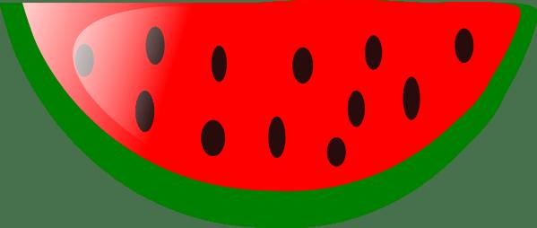 Watermelon Clip Art Border Clipart Panda - Free