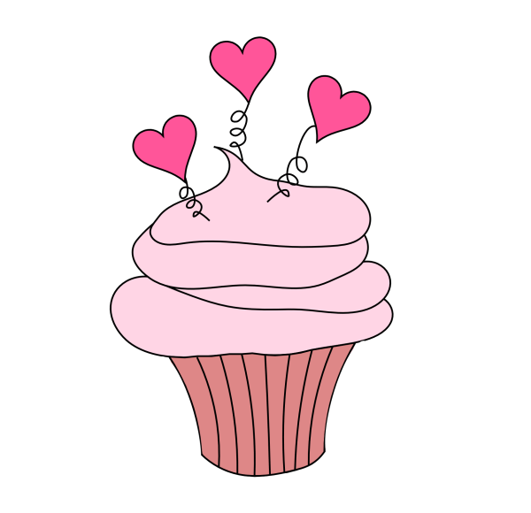 cupcakes cake ideas and clipart