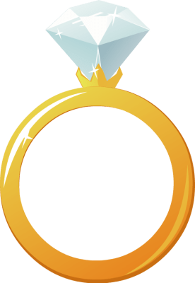 diamond ring clipart clipart