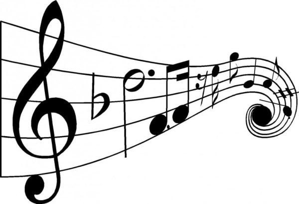 music clip art kids clipart