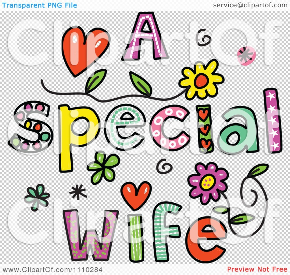 medium resolution of wife clipart