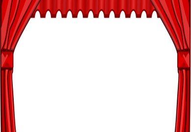 Stage Curtains Png