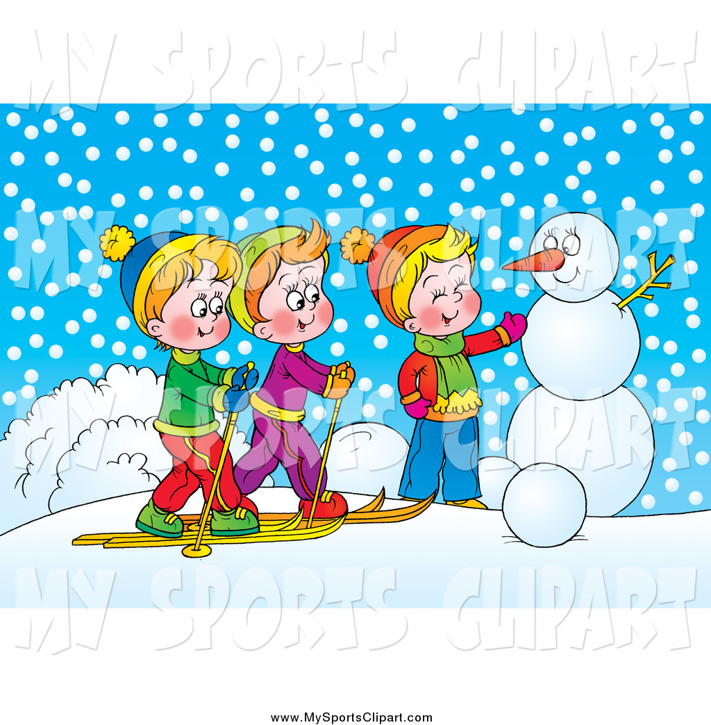 hight resolution of winter clipart