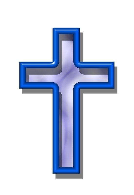 christian cross clip art design