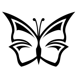 writing clipart clip clipartpanda line terms panda butterflies