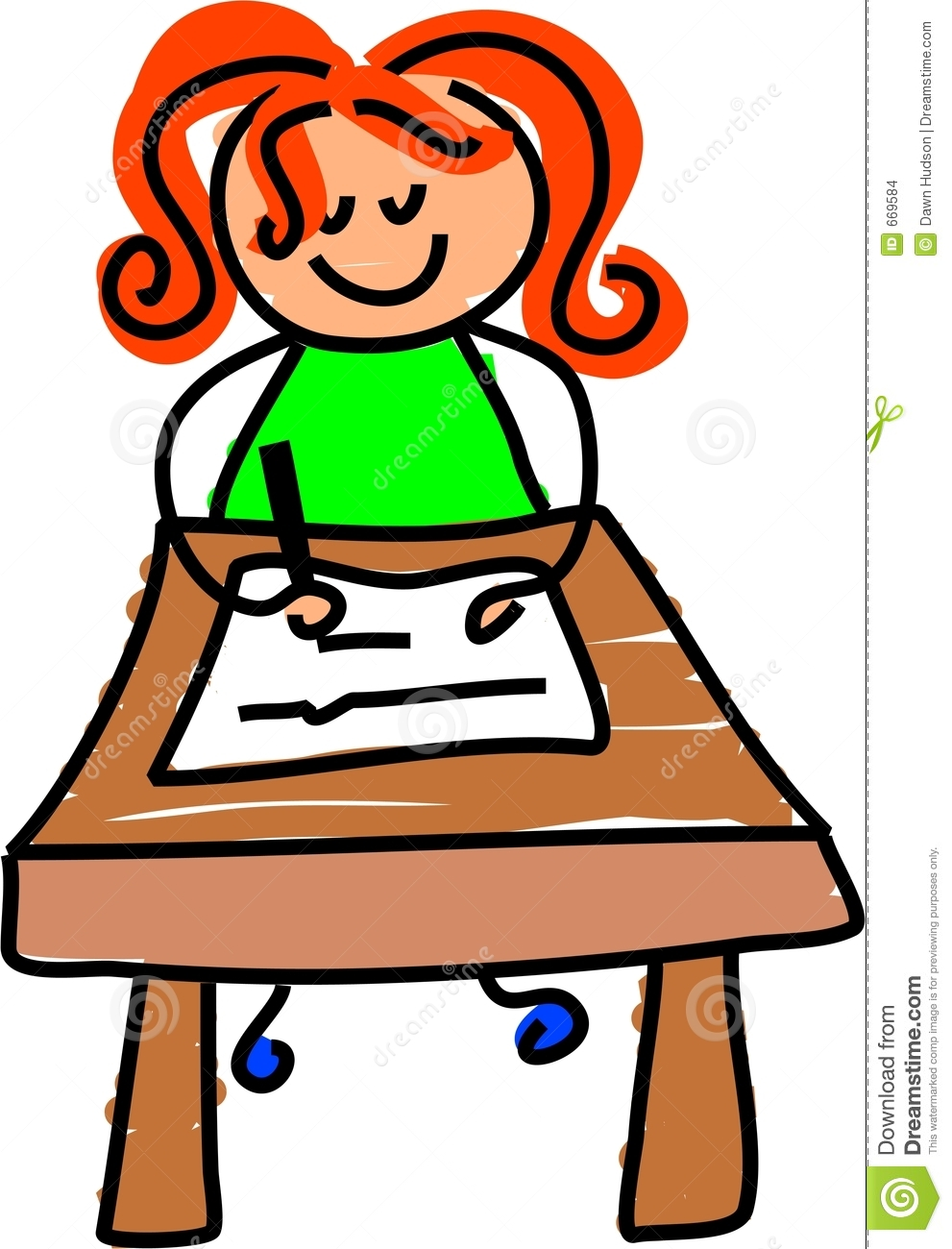 hight resolution of writing clip art