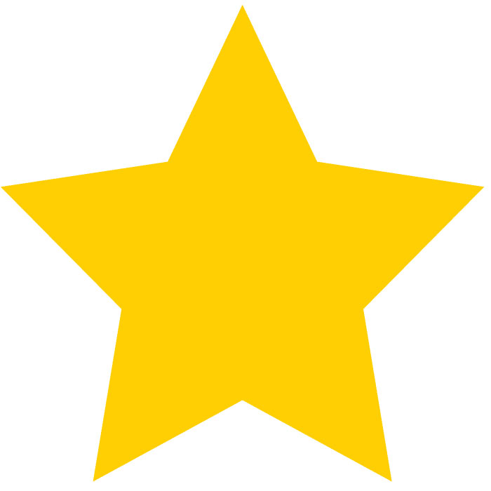 Image result for yellow star